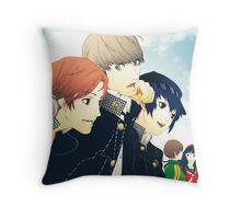 Persona 4 Throw Pillow