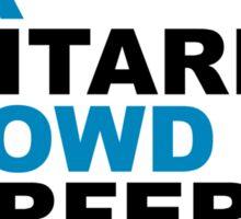 Festival Resume: Air Guitarist, Crowd Surfer Sticker