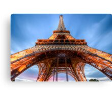 Eiffel Tower 5 Canvas Print