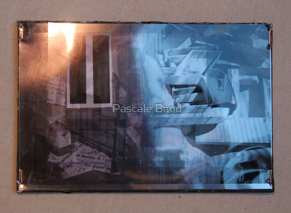 Secret Postcard n°12 by Pascale Baud