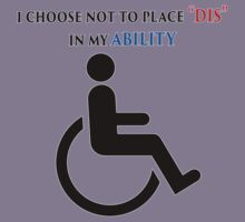 Dis in Ability Kids Tee