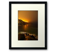 Magic Light Framed Print