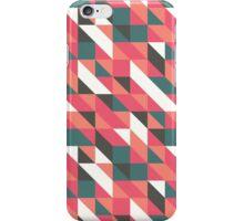 Geometric Maze iPhone Case/Skin