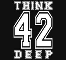 Think Deep 42 by truenature73