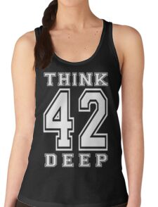 Think Deep 42 Women's Tank Top
