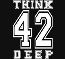 Think Deep 42 Unisex T-Shirt