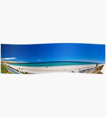 Sellicks Beach, South Australia Panorama Poster
