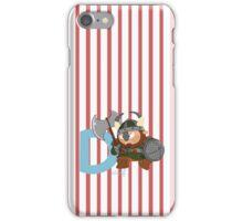d for dwarf iPhone Case/Skin