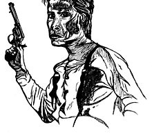 billy the kid by dirtthirsty