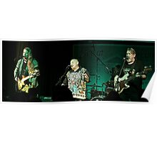 Angry Anderson & James Southwell Band Poster
