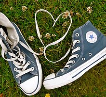 For The Love Of Converse  by Ciara Cassidy
