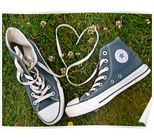 For The Love Of Converse  Poster