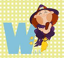w for witch by alapapaju