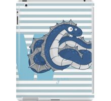 w for wyrm iPad Case/Skin