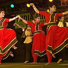 Contemporary Indian Classical Dance-4-Mamata Shankar Ballet Troupe  by Mukesh Srivastava