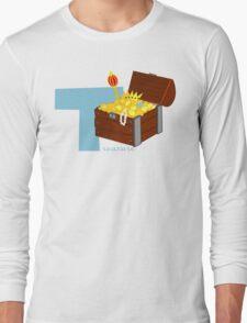 t for treasure Long Sleeve T-Shirt