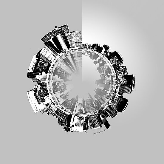 Manhattan 360. by Katherine Johns