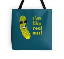 The Real Deal - Funny Dill T-Shirt Tote Bag