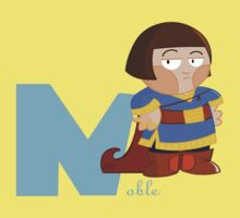 n for noble Kids Tee