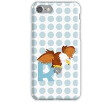 r for roc iPhone Case/Skin