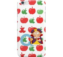 q for queen iPhone Case/Skin