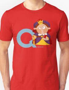 q for queen Unisex T-Shirt