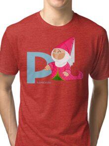 p for princess Tri-blend T-Shirt