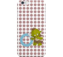 o for orc iPhone Case/Skin