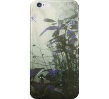At the bottom of the garden. iPhone Case/Skin