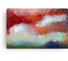 Cool paint Colorful Canvas Print