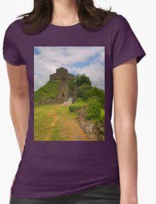 Launceston Castle Womens Fitted T-Shirt