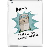 Mail box iPad Case/Skin