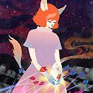 Fox Spirit by JoJoCSZ