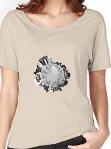 Manhattan 360. Women's Relaxed Fit T-Shirt