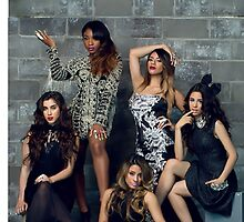 Elegant Fifth Harmony Product by foreverbands
