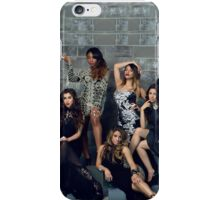 Elegant Fifth Harmony Product iPhone Case/Skin