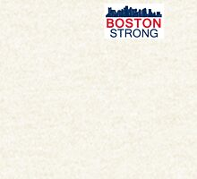 Boston Strong - Skyline Graphic Design Hoodie