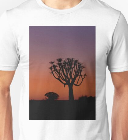 The Quiver Trees of Namibia Africa Unisex T-Shirt
