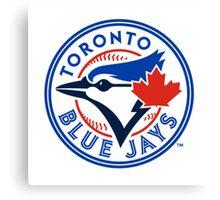 Toronto blue jays logo Canvas Print