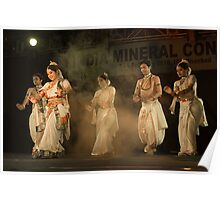 Contemporary Indian Classical Dance-5-Mamata Shankar Ballet Troupe  Poster