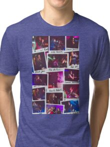 Fifth Harmony Polaroid Collage Tri-blend T-Shirt