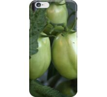 Jeannie's Tomatoes...  iPhone Case/Skin