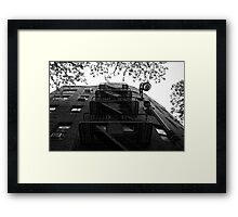 Escape to New York Framed Print