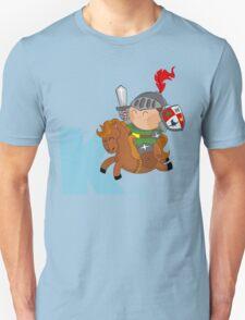k for knight Unisex T-Shirt