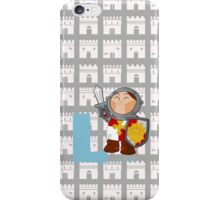 l for lancelot iPhone Case/Skin
