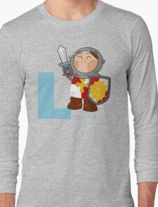 l for lancelot Long Sleeve T-Shirt