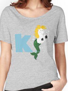 k for kelpie Women's Relaxed Fit T-Shirt