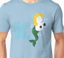 k for kelpie Unisex T-Shirt