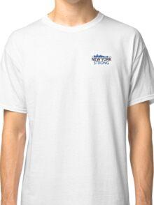 New York City Strong - Skyline Classic T-Shirt