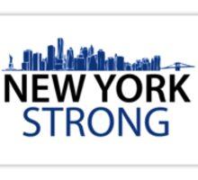 New York City Strong - Skyline Sticker